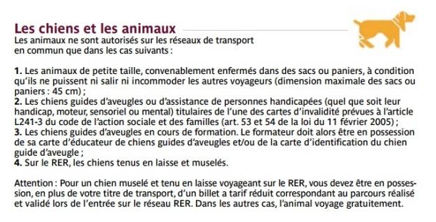 Extrait du Guide du savoir-voyager, édition 2012
