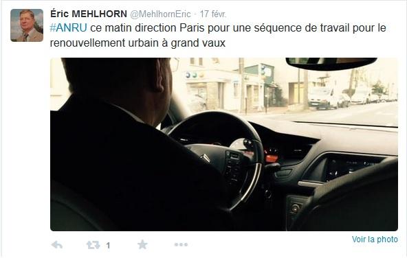 Mehlhorn-volant