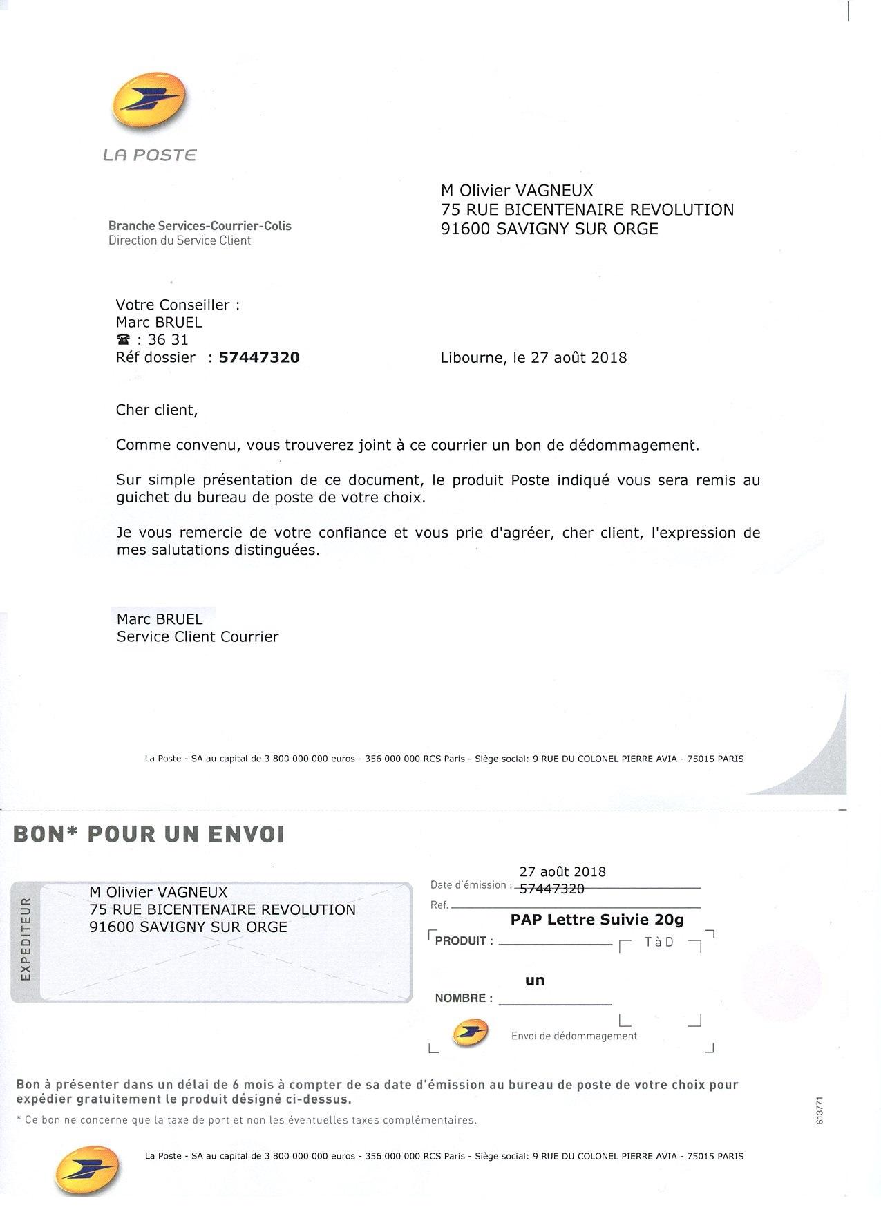 lettre augmentation tarif prestation de service gratuit