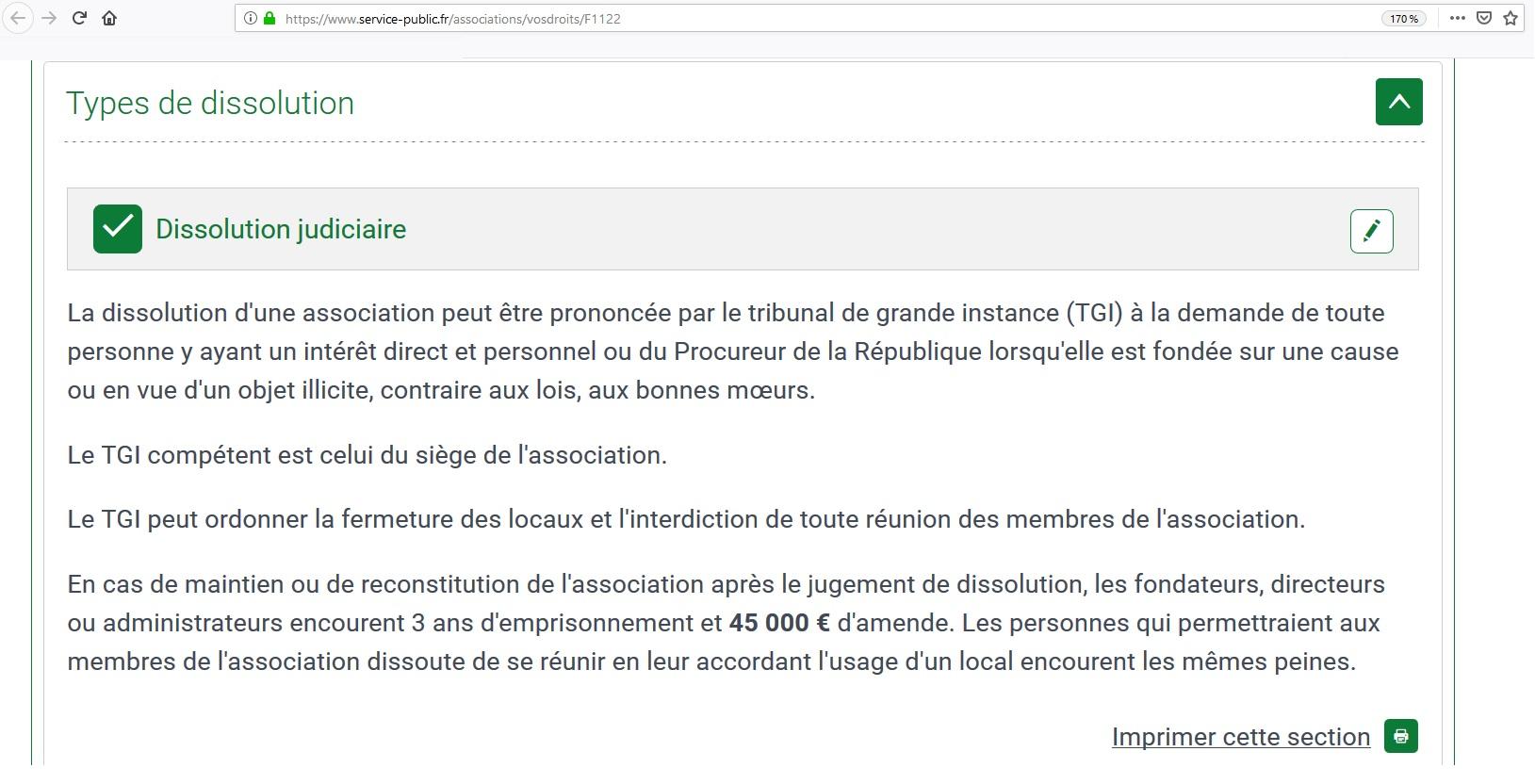 Nouvelle Modification Obtenue Du Site Service Public Le Site D Olivier Vagneux